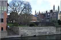 TL4458 : Trinity Hall College by N Chadwick