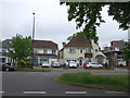 SP1080 : Houses on Highfield Road, Yardley Wood by JThomas