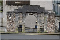 SX4854 : Arch, Lockyers Quay by N Chadwick
