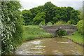 SJ6759 : Eardswick Bridge, Middlewich Branch Canal by Stephen McKay
