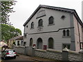 SO1408 : North side of Siloh Uniting Church in Tredegar by Jaggery