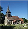 TQ7498 : Church of St Peter, South Hanningfield by Julian Osley