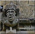"""SP0228 : Winchcombe, St. Peter's Church: The famous """"Mad Hatter"""" grotesque : Week 22"""