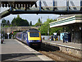 SX0754 : An HST departing from Par Station by John Lucas