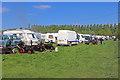 SK2406 : Statfold Barn Railway - Great Miniature Engine Weekend by Chris Allen