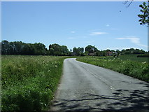 TL2944 : North Brook End by JThomas