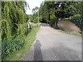 SU9687 : Track off Village Lane, Hedgerley by David Howard