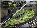 NT2573 : Planting Edinburgh's Floral Clock : Week 24