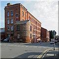SK5640 : Newdigate Street: Provident Works : Week 25