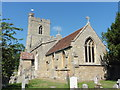 TL0151 : Bromham, St Owen by Dave Kelly