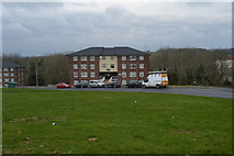 SX4861 : Flats, Kinnaid Crescent by N Chadwick