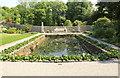 SH5573 : The Pond at Plas Cadnant Hidden Gardens by Jeff Buck