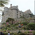SW5129 : St Michaels Mount by Oast House Archive