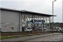 SX4959 : Mercedes Benz, Tavistock Rd by N Chadwick