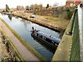 SJ7994 : Bridgewater Canal at Stretford by Gerald England