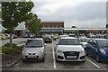 SK3431 : Asda Shopping Centre car park by Malcolm Neal