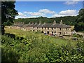 SD7918 : Row of cottages in Irwell Valley by Richard Hoare