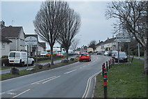 SX4859 : Entering Whitleigh by N Chadwick