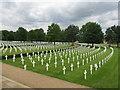TL4059 : Cambridge American Cemetery and Memorial : Week 28