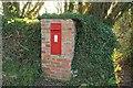 SX0973 : Postbox, Tregenna by Derek Harper