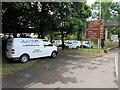 ST3188 : Four MAC Scaffolding vans in Crindau, Newport by Jaggery