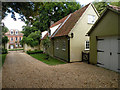 TL5663 : Vicarage Lane, Swaffham Prior by Keith Edkins