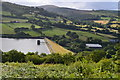 SO1020 : Looking down on Talybont Dam by David Martin