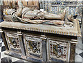 SP2864 : Tomb of Ambrose Dudley, St Mary's church, Warwick by Julian P Guffogg