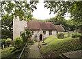 TQ4003 : St Laurence, Telscombe by John Salmon
