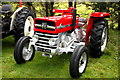 NG2647 : Massey Ferguson 135 tractor by Tiger