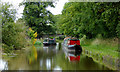 SJ6048 : Llangollen Canal at Wrenbury Heath in Cheshire by Roger  Kidd