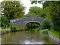 SJ6151 : Stoneley Green Bridge in Cheshire by Roger  Kidd