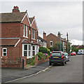 SK3135 : Mickleover: south along North Avenue by John Sutton