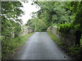 SX0873 : Tresarrett Bridge by Rod Allday