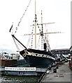 ST5772 : Chatham Wharf Vicinity, Bristol by David Hallam-Jones