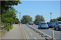 SP5204 : Donnington Bridge by N Chadwick