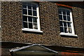 TQ2490 : Fire insurance plaque on eighteenth-century house, Hendon Lane by Christopher Hilton