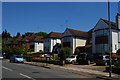 TQ2489 : Suburban houses on Hendon Lane by Christopher Hilton
