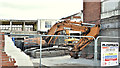 J3474 : Former social security office, Belfast - September 2017(1) by Albert Bridge