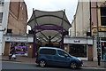 TQ5839 : Ely Court (Royal Victoria Place) by N Chadwick