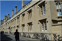 SP5106 : Lincoln College by N Chadwick