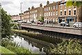 TF2422 : River Welland, Spalding by Julian P Guffogg