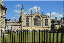 SP5106 : All Souls College Chapel by N Chadwick