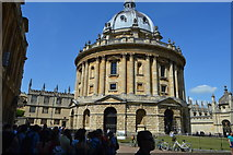 SP5106 : Radcliffe Camera by N Chadwick