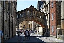 SP5106 : Bridge of Sighs by N Chadwick