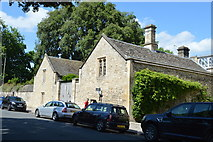 SP5106 : Old Stable building, Wadham College by N Chadwick