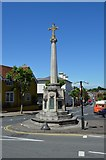 TL5338 : Saffron Walden War Memorial by N Chadwick