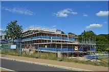 SU8693 : Building Hughenden Gardens by N Chadwick