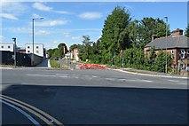 SU8694 : View across Hughenden Avenue by N Chadwick