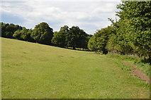 SU8696 : Footpath along the Hughenden Valley by N Chadwick